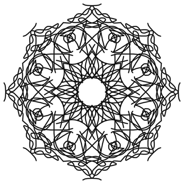 Lacy Lattice