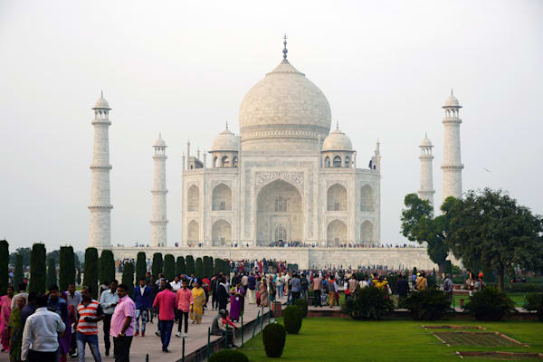 Taj Mahal,Agra,India