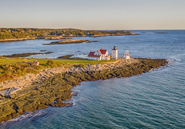 Hendricks Head Light Boothbay