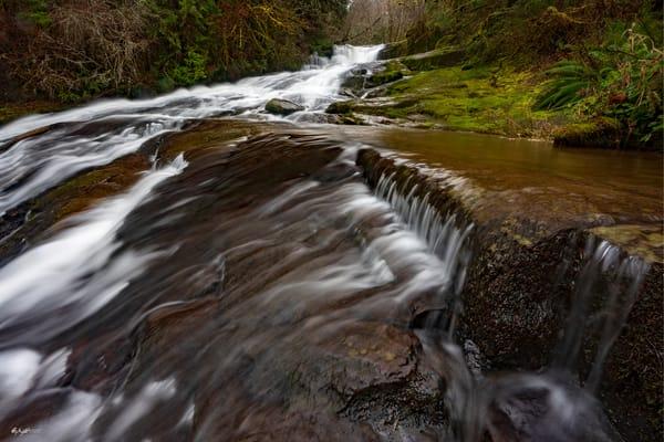 Alsea Falls Art | Jeffrey Knight Photography