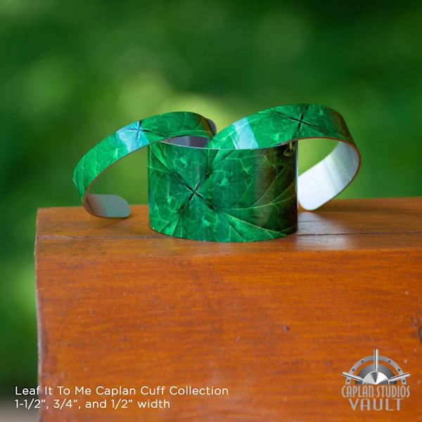 Leaf It To Me Caplan Cuff