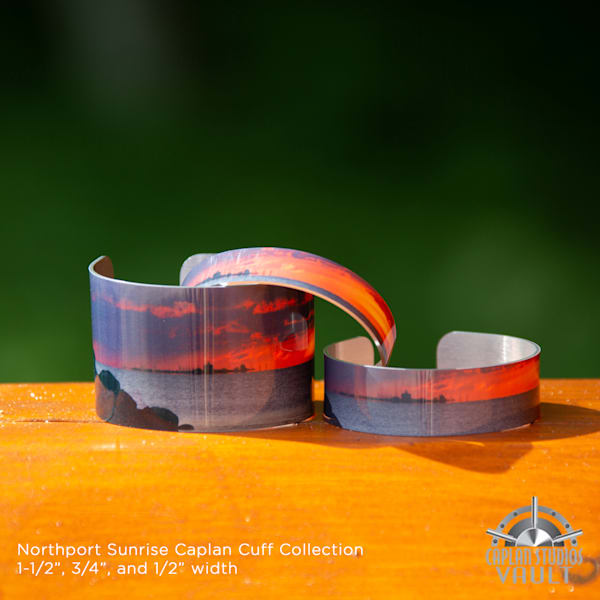 Northport Sunrise Caplan Cuff