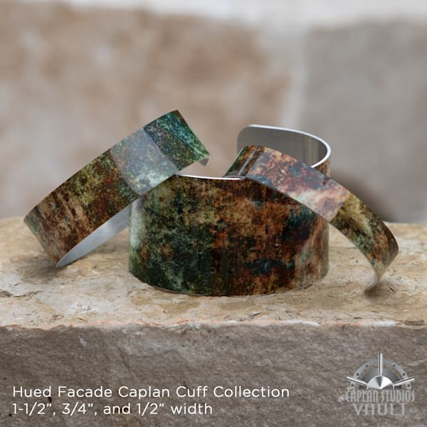 Hued Facade Caplan Cuff