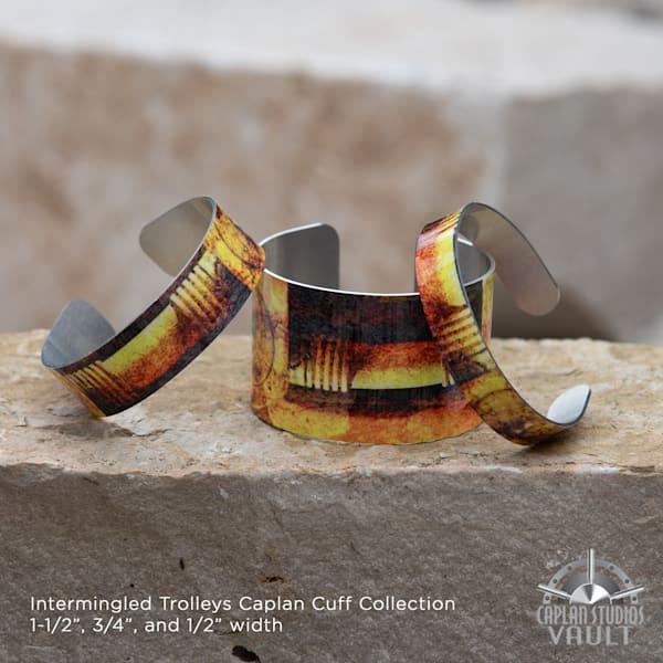 Intermingled Trolleys Caplan Cuffs
