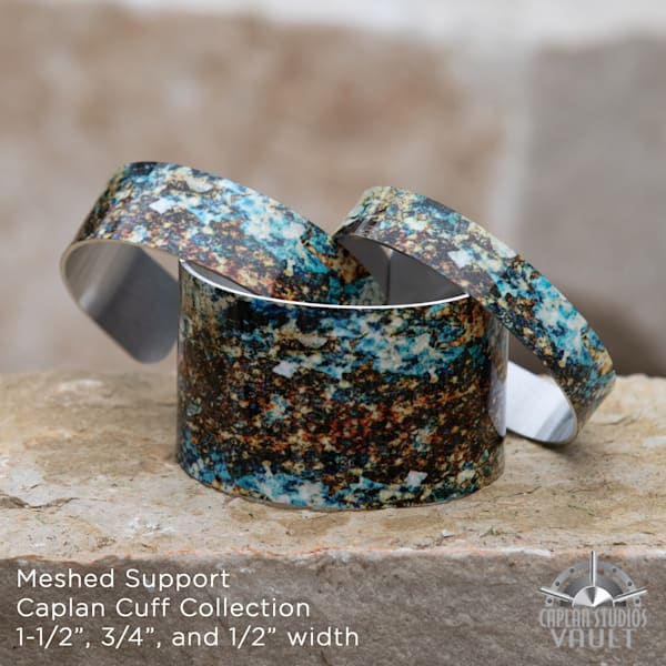 Meshed Support Caplan Cuff