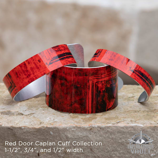 Red Door Caplan Cuff