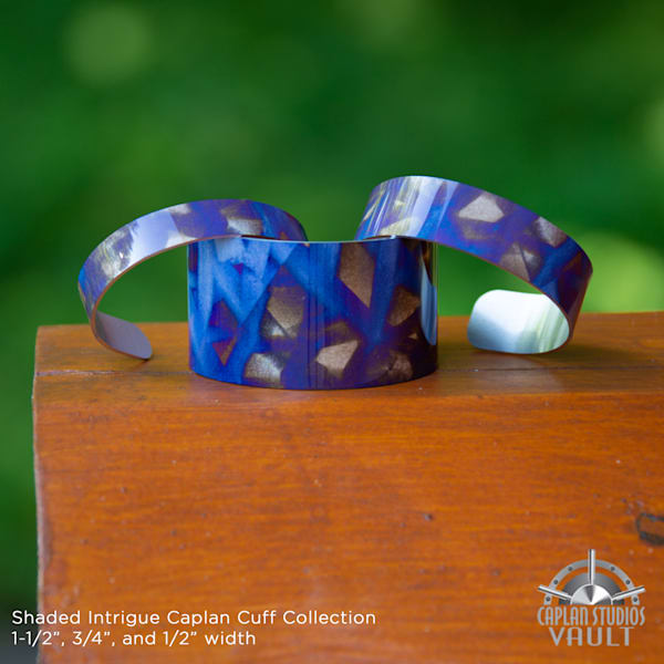 Shaded Intrigue Caplan Cuff