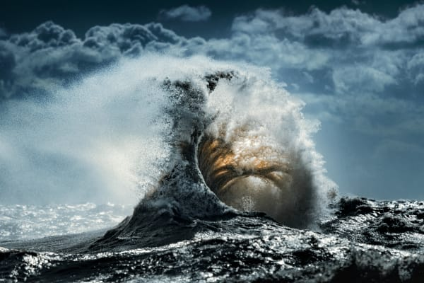 Symphony Of The Sea Photography Art | Trevor Pottelberg Photography