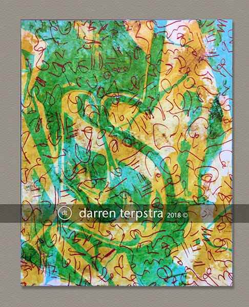 Out Of Office Reply Art | Darren Terpstra Artist
