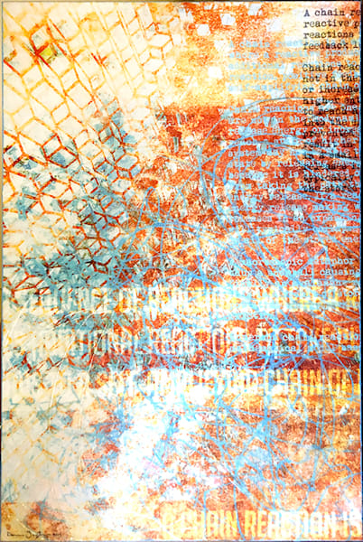 Chain Reaction Art | Darren Terpstra Artist