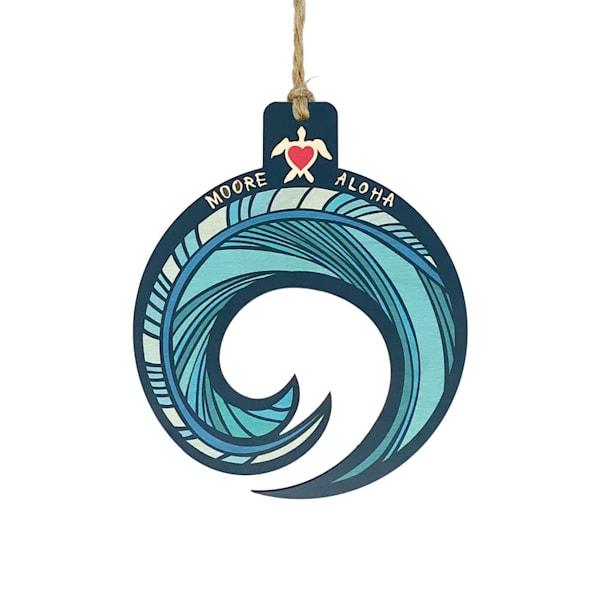 HI Biz Ornaments | Moore Aloha Limited Edition Ornament