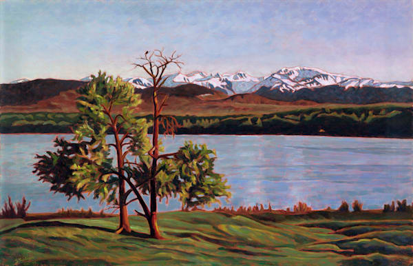 Sunlit Range