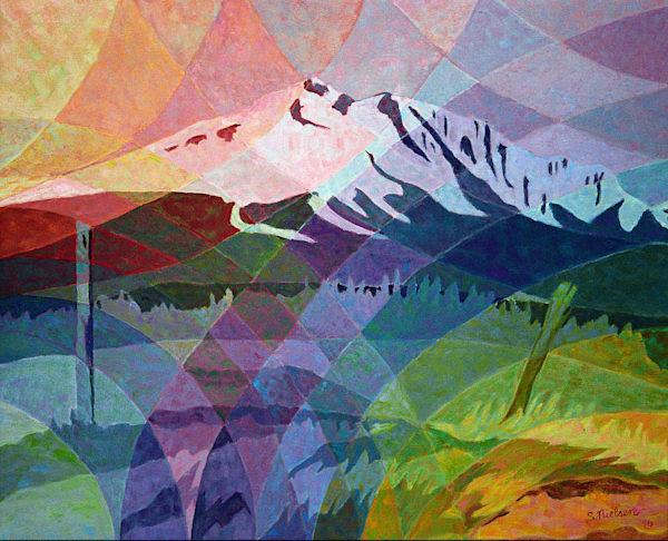 Hudson Bay Kaleidoscope