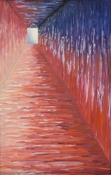 Tunnel Art   Amy O'Hearn Art