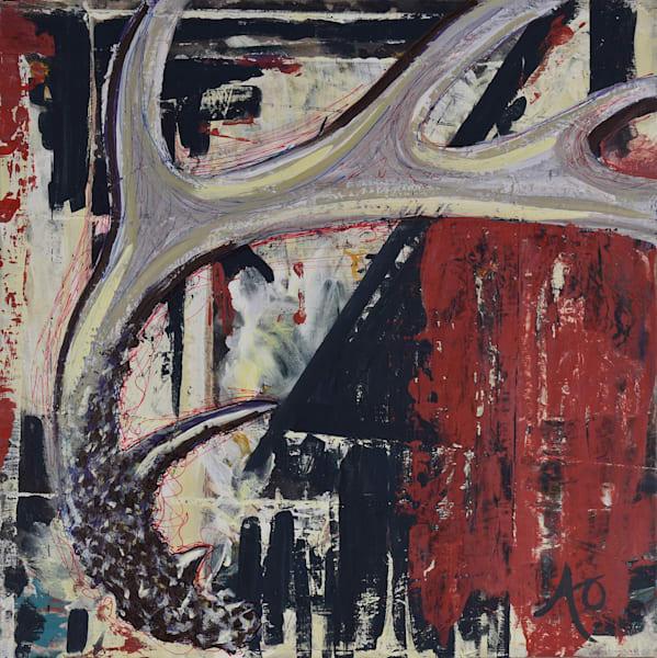 Antler #1 Art | Amy O'Hearn Art