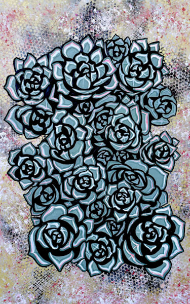 Rosettes Art   Amy O'Hearn Art