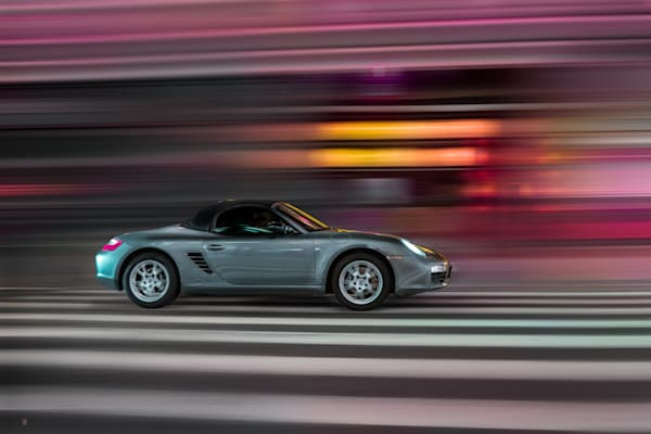 Luxury Auto Photography, Matej Silecky, Kyoto, Japan