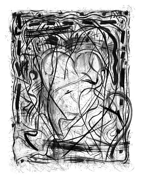 Hushcha Heart Art | Hushcha Studio
