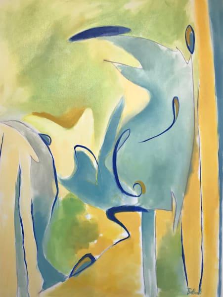 Blue Symphony - Original