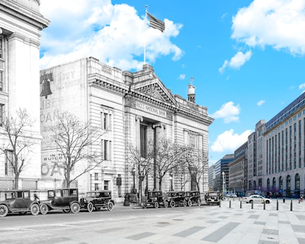 Pennsylvania Avenue Looking East