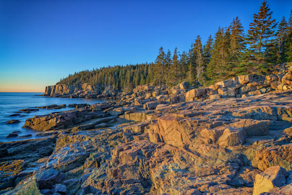 Clear Morning in Acadia | Shop Photography by Rick Berk