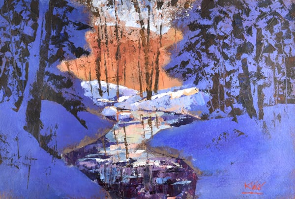 Winter Creek Art | Steve Kleier Studio