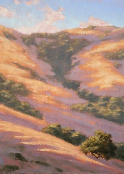 Summertime Golden Light  Art   Terry Sauve Fine Art