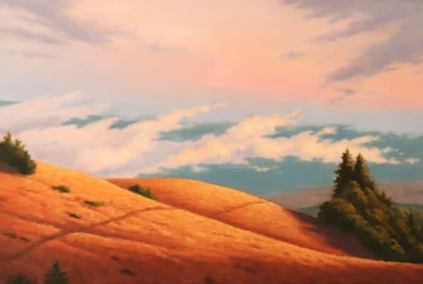 Above Stinson  Art | Terry Sauve Fine Art