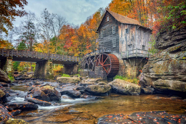 West Virginia | Shop Photography by Rick Berk