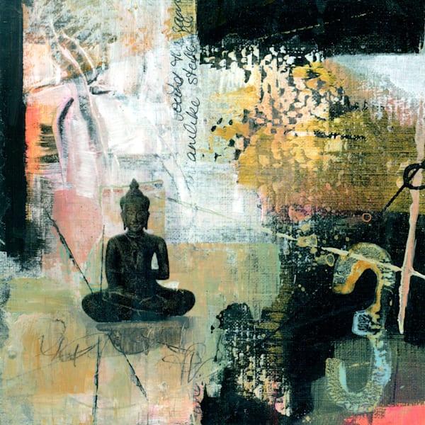 Resting Buddha Art | Susanne Clark