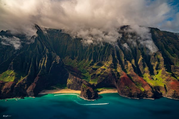 Napali Rising Art | Jeffrey Knight Photography