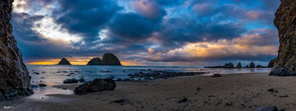 Oceanside Pano Art | Jeffrey Knight Photography