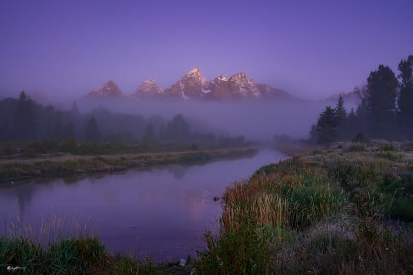 Teton Haze Art | Jeffrey Knight Photography