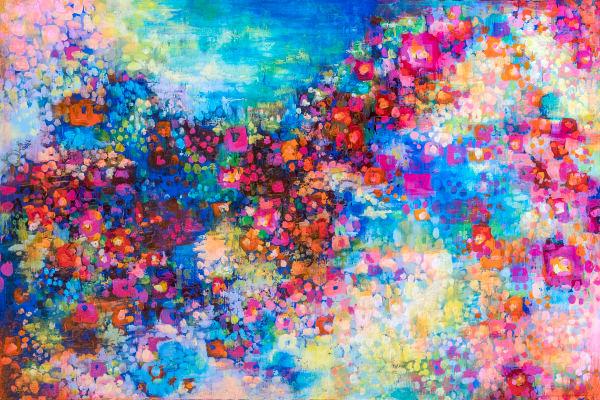 Transcendent Motion Art | Jessica Hughes Fine Art