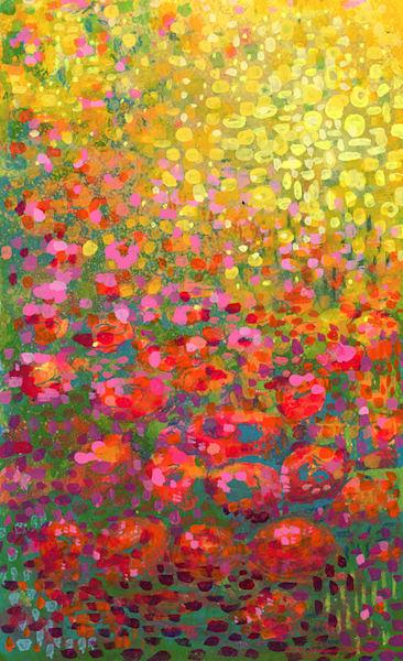 Elusive Sunlight, Original Painting Art | Jessica Hughes Fine Art