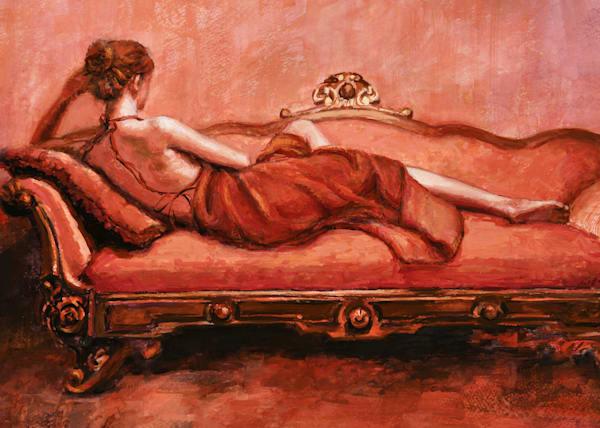 Le Rouge Art | Andrea Clarkson