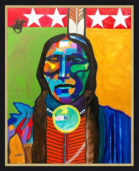 Guest Artists   John Nieto   Southwest Art Gallery Tucson