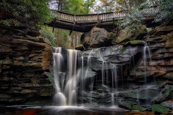Elakala Falls   Shop Photography by Rick Berk