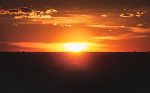 African Safari Sunset, Matej Silecky