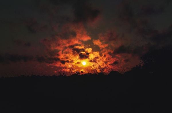 Matej Silecky African Sunset series, Safari Travel Photography