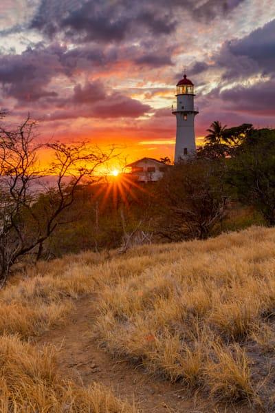 Diamond Head Lighthouse Sunkiss
