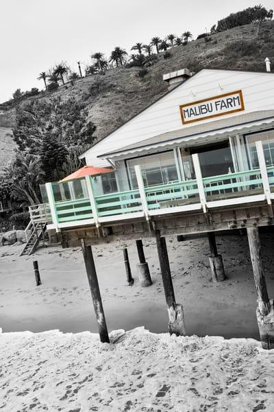 Malibu Farm 24x36 Photography Art   Rosanne Nitti Fine Arts