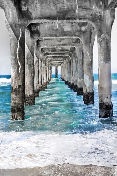 Manhattan Pier Photography Art | Rosanne Nitti Fine Arts