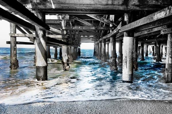 Redondo Beach Pier   Horizontal Photography Art | Rosanne Nitti Fine Arts