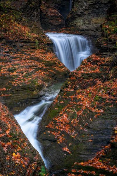 Autumn at Minnehaha Falls | Shop Photography by Rick Berk