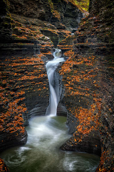 Pluto Falls & Spiral Gorge | Shop Photography by Rick Berk