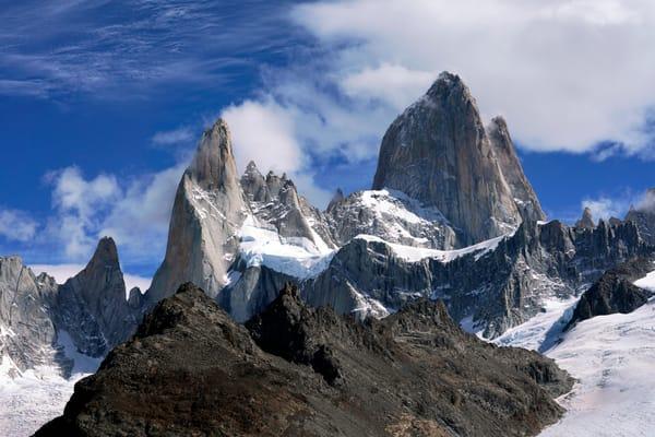 Mount Fitz Roy   Cerro Chaltén
