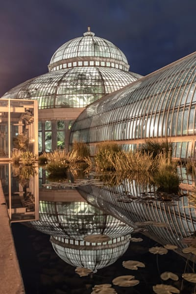 Conservatory Reflection - St Paul Photography | William Drew Photography