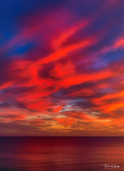 Fire In The Sky, 2019 Photography Art | Thomas Wyckoff Photography