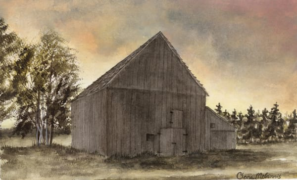 Clara McGinnis - Barn